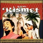 Cover CD Colonna sonora Kismet