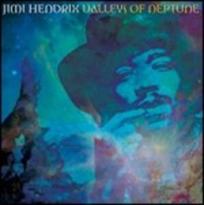 Valleys of Neptune - CD Audio di Jimi Hendrix