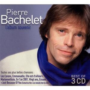 L'album souvenir - CD Audio di Pierre Bachelet