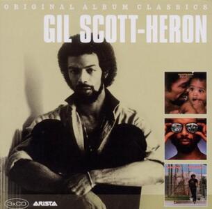 Original Album Classics - CD Audio di Gil Scott-Heron