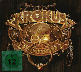 Hoodoo - CD Audio + DVD di Krokus