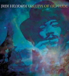 Valleys of Neptune - CD Audio di Jimi Hendrix