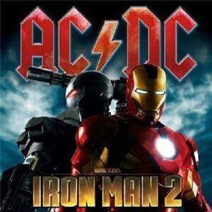 CD Iron Man 2 (Colonna Sonora) di AC/DC