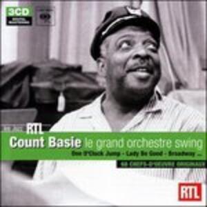 Le Grand Orchestre Swing - CD Audio di Count Basie