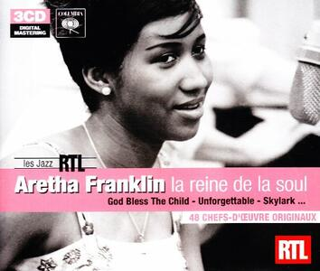 La Reine De La Soul - CD Audio di Aretha Franklin