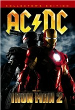 Cover CD Colonna sonora Iron Man 2