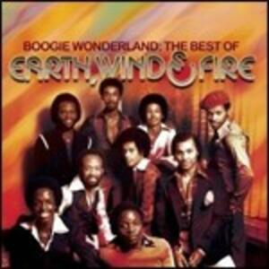 Boogie Wonderland. The Best of Earth, Wind & Fire - CD Audio di Earth Wind & Fire