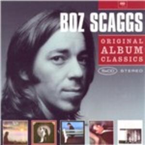 Original Album Classics - CD Audio di Boz Scaggs