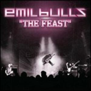 The Feast - CD Audio + DVD di Emil Bulls
