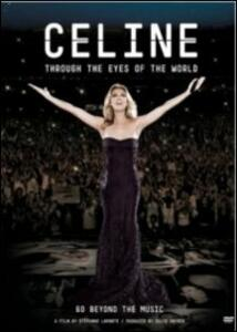Celine Dion. Through The Eyes Of The World - DVD