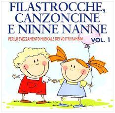 CD Filastrocche, canzoncine e ninne nanne vol.1