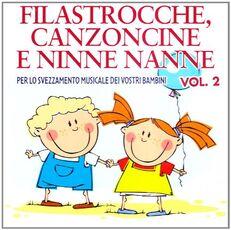 CD Filastrocche, canzoncine e ninne nanne vol.2