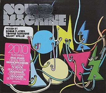Sound Machine 2010 - CD Audio