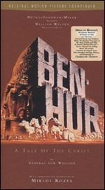Cover CD Ben Hur