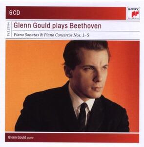 Sonate per pianoforte - Concerti per pianoforte - CD Audio di Ludwig van Beethoven,Glenn Gould