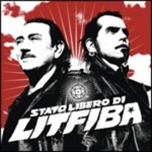 Stato libero di Litfiba - CD Audio di Litfiba