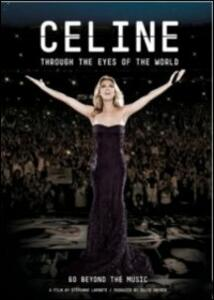 Celine Dion. Through The Eyes Of The World - Blu-ray