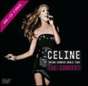 Taking Chances World Tour. The Concert - CD Audio + DVD di Céline Dion