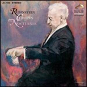 Notturni - CD Audio di Fryderyk Franciszek Chopin,Arthur Rubinstein