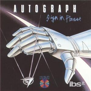 Sign In Please - CD Audio di Autograph