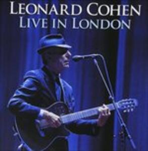 Live in London - CD Audio di Leonard Cohen