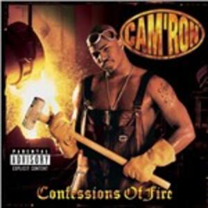 Confessions of Fire - CD Audio di Cam'ron