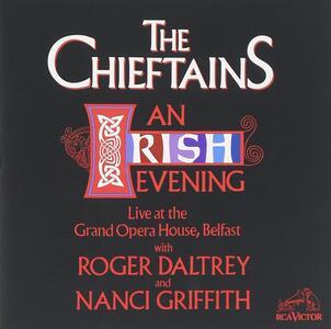 Irish Evening - CD Audio di Chieftains