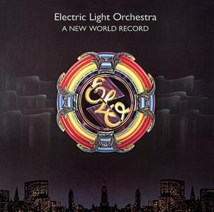 New World Record - CD Audio di Electric Light Orchestra