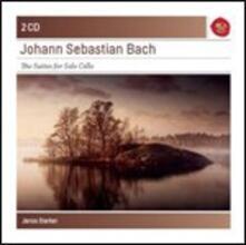 Suites per violoncello - CD Audio di Johann Sebastian Bach,Janos Starker