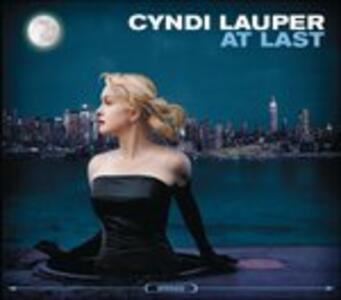 At Last - CD Audio di Cyndi Lauper