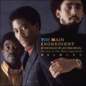 Best of - CD Audio di Main Ingredient