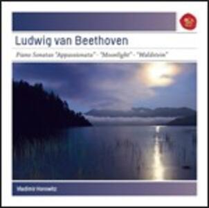 Sonate per pianoforte n.14, n.21, n.23 - CD Audio di Ludwig van Beethoven,Vladimir Horowitz