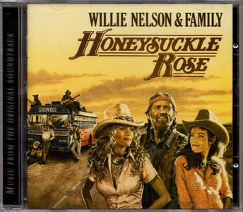 Honeysuckle Rose - CD Audio di Willie Nelson