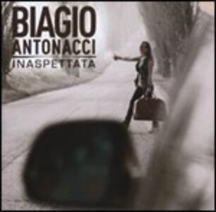 Inaspettata - CD Audio di Biagio Antonacci