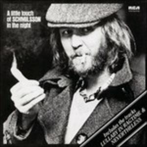 A Little Touch of Schmilsson in the Night - CD Audio di Harry Nilsson