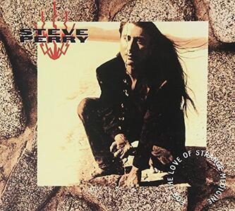 For the Love of Strange Medicine - CD Audio di Steve Perry