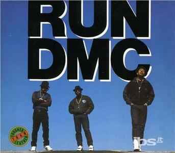 Tougher Than Leather - CD Audio di Run DMC