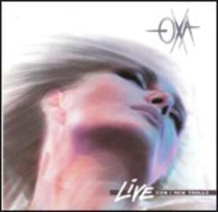 Live con i New Trolls - CD Audio di Anna Oxa,New Trolls