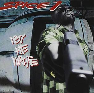 187 He Wrote - CD Audio di Spice 1