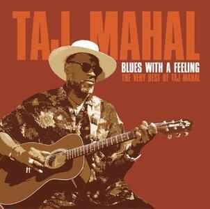 Blues with a Feeling Very Best of - CD Audio di Taj Mahal