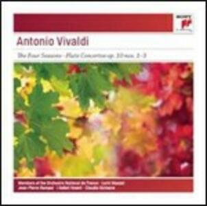 Le quattro stagioni - Il piacere - Il gardellino - La notte - CD Audio di Antonio Vivaldi,Lorin Maazel