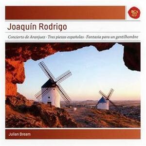 Concierto de Aranjuez - 3 Pezzi spagnoli - CD Audio di Joaquin Rodrigo,Julian Bream
