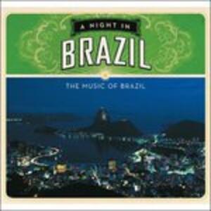 A Night in Brazil - CD Audio