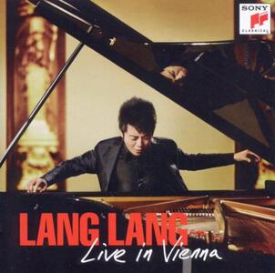 Live in Vienna - CD Audio di Lang Lang