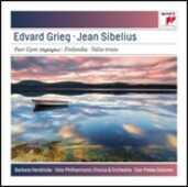 CD Peer Gynt / Finlandia - Valse triste Edvard Grieg Jean Sibelius Barbara Hendricks