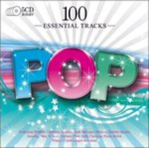 100 Essential Pop Hits - CD Audio