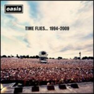 Time Flies... 1994-2009 - CD Audio di Oasis
