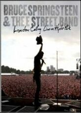 Film Bruce Springsteen & the E Street Band. London Calling: Live In Hyde Park (2 DVD) Thom Zimny Chris Hilson