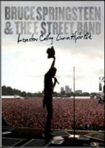 Bruce Springsteen & the E Street Band. London Calling: Live In Hyde Park (2 DVD) di Thom Zimny,Chris Hilson - DVD