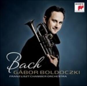 Bach - CD Audio di Johann Sebastian Bach,Gabor Boldoczki